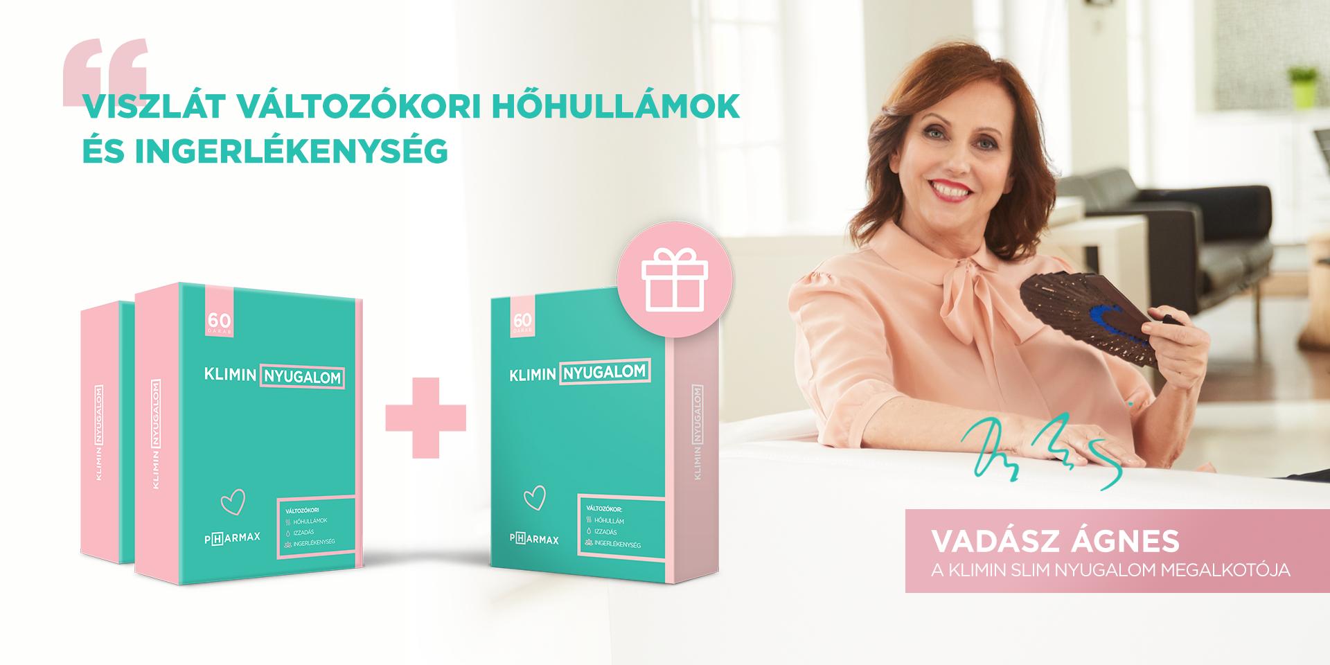 KLIMIN NYUGALOM - Pharmax