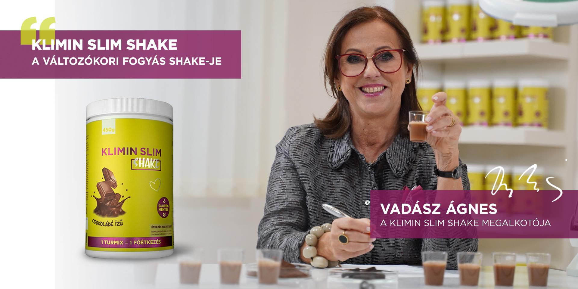 Klimin slim SHAKE - Pharmax
