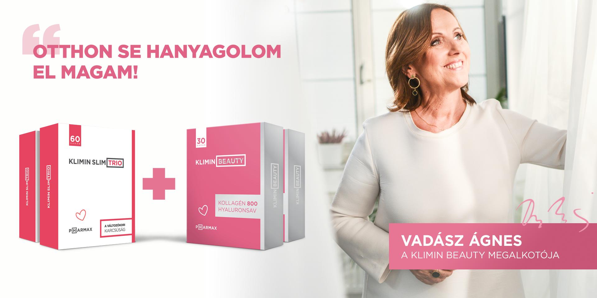 Változókori fogyás + szépség csomag - Pharmax