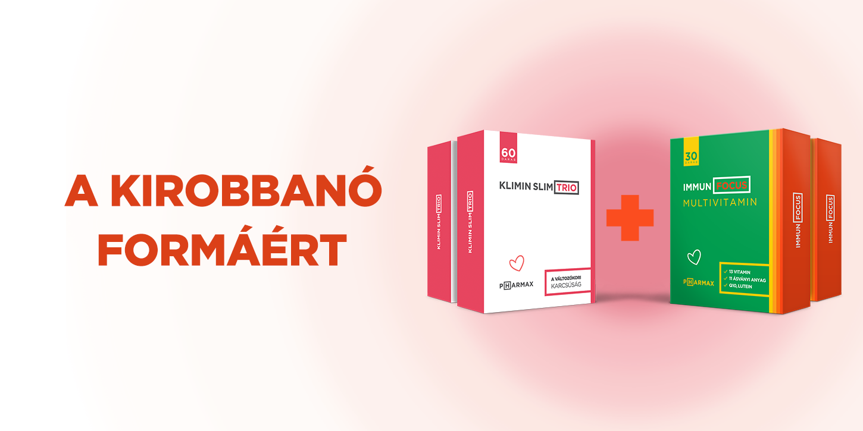 Fogyás + Multivitamin csomag - Pharmax